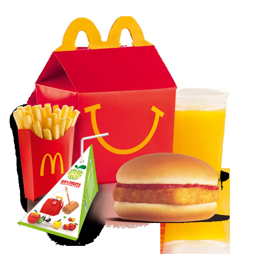 Menu Happy Meal™ McFish Menu McDonald's Martinique