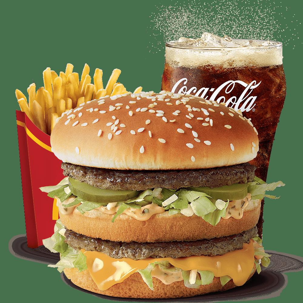 Menu Maxi Best Of BigMac™ Menu McDonald's Martinique
