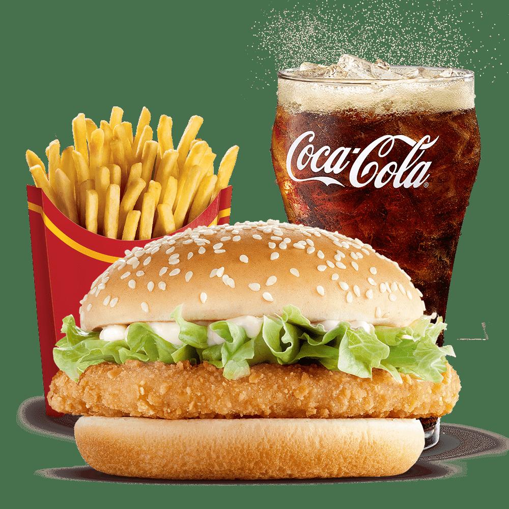 Menu Maxi Best Of McChicken™ Menu McDonald's Martinique