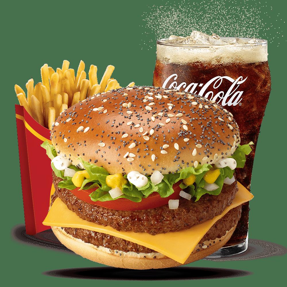 Menu Maxi Best Of McFirst™ Boeuf Menu McDonald's Martinique