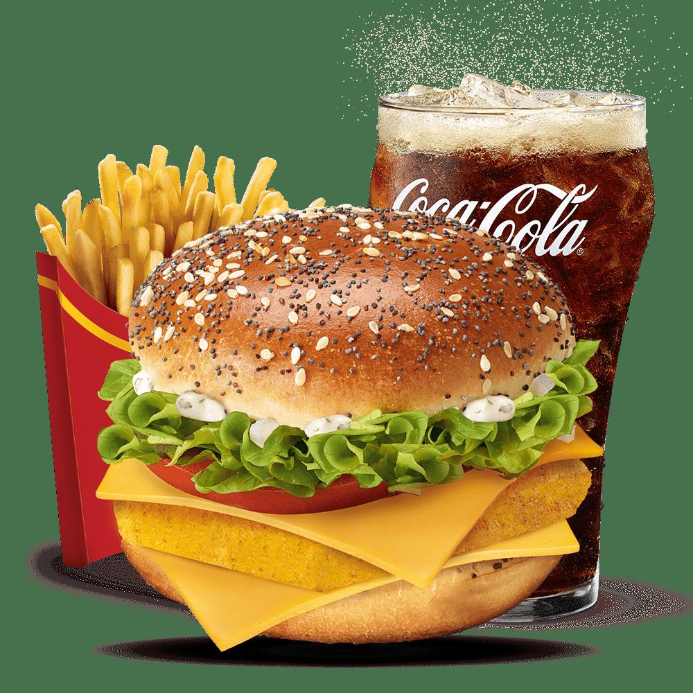 Menu Maxi Best Of McFirst™ Poisson Menu McDonald's Martinique