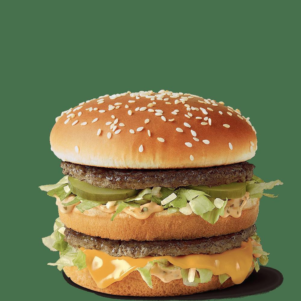 BigMac™ Menu McDonald's Martinique