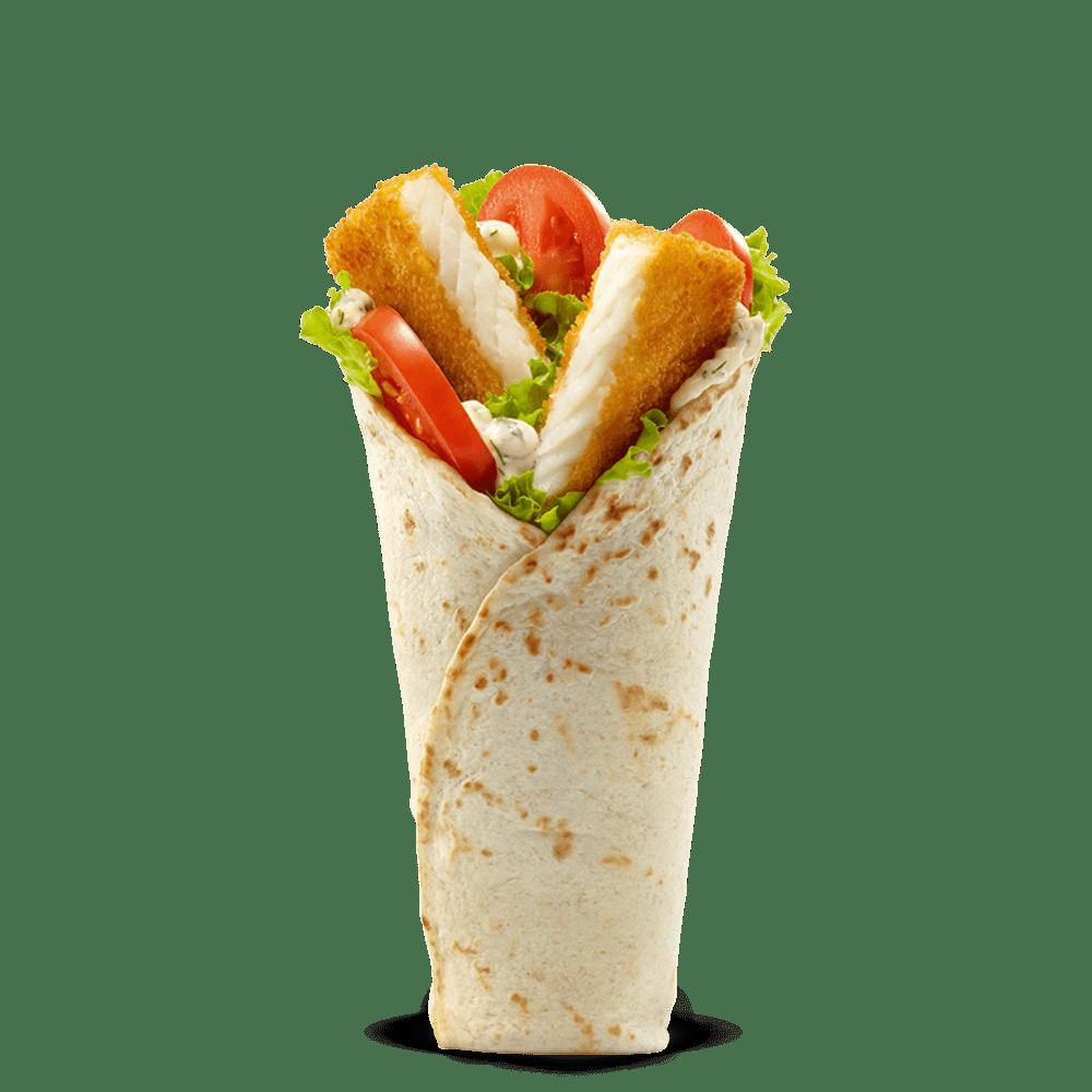 McWrap™ Poisson Menu McDonald's Martinique