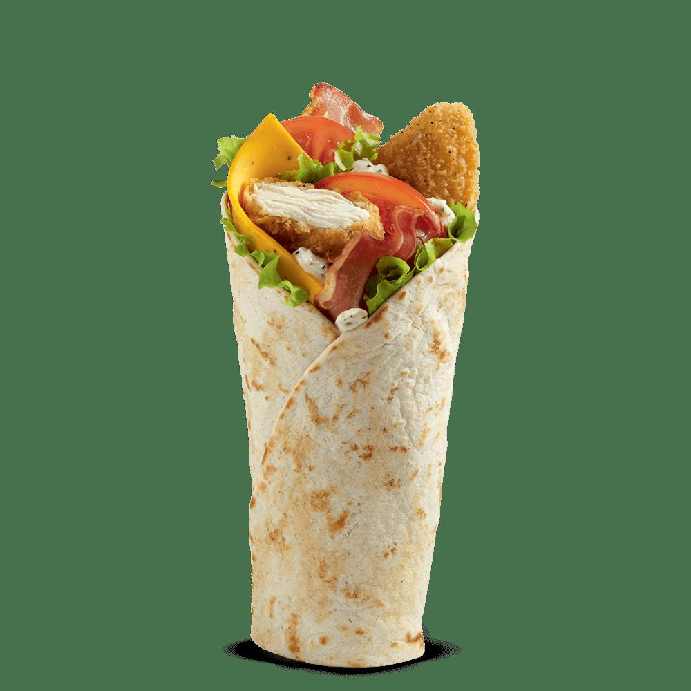 McWrap™ Poulet Menu McDonald's Martinique