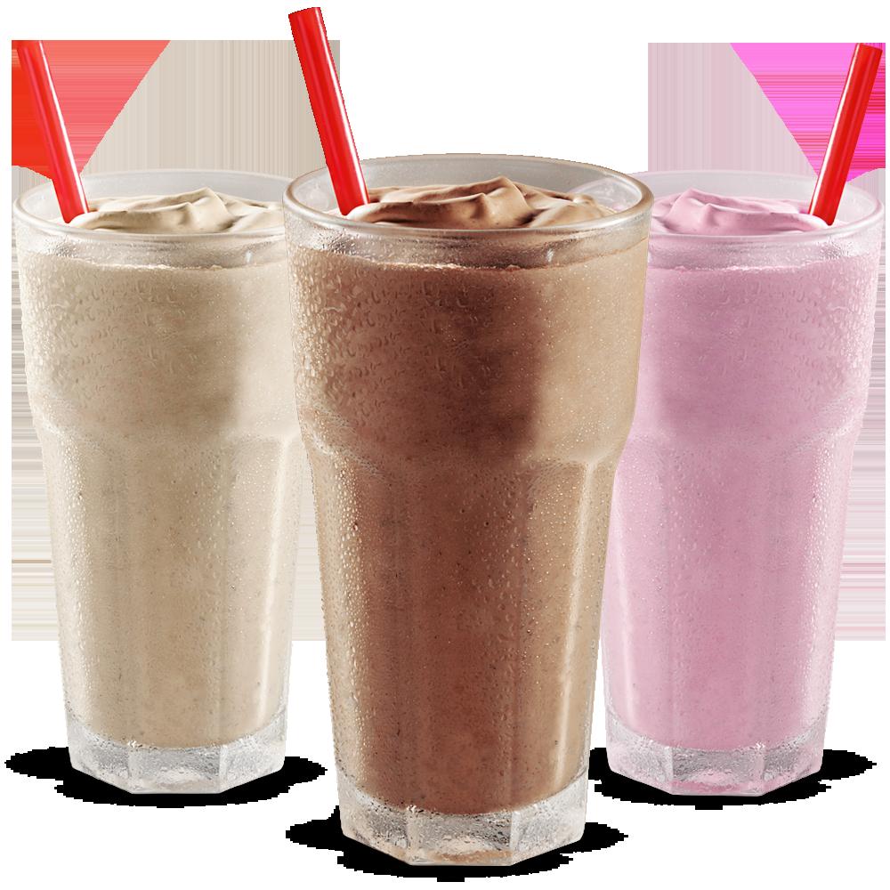 Milkshakes Menu McDonald's Martinique