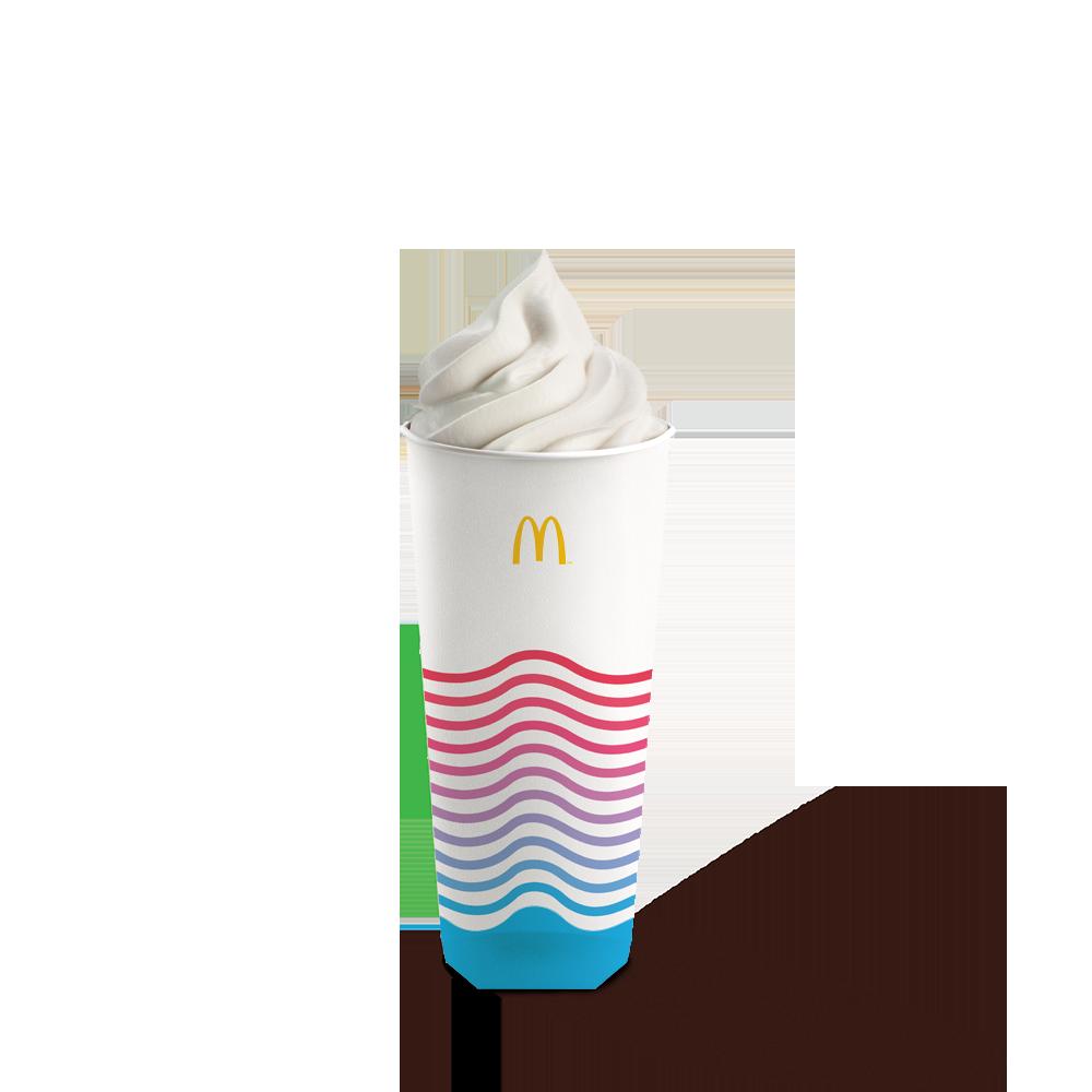Ti Glacé Menu McDonald's Martinique