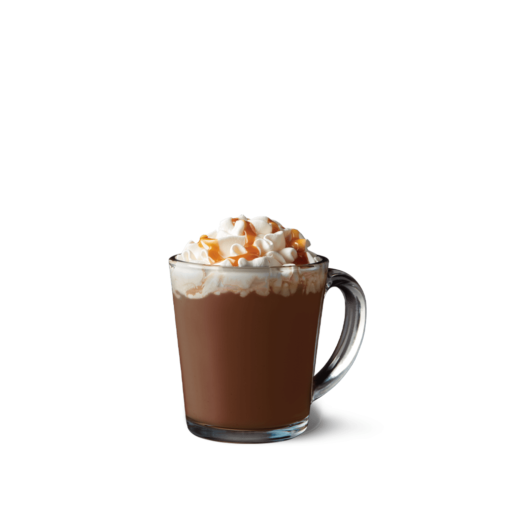 Chocolat au lait Menu McDonald's Martinique