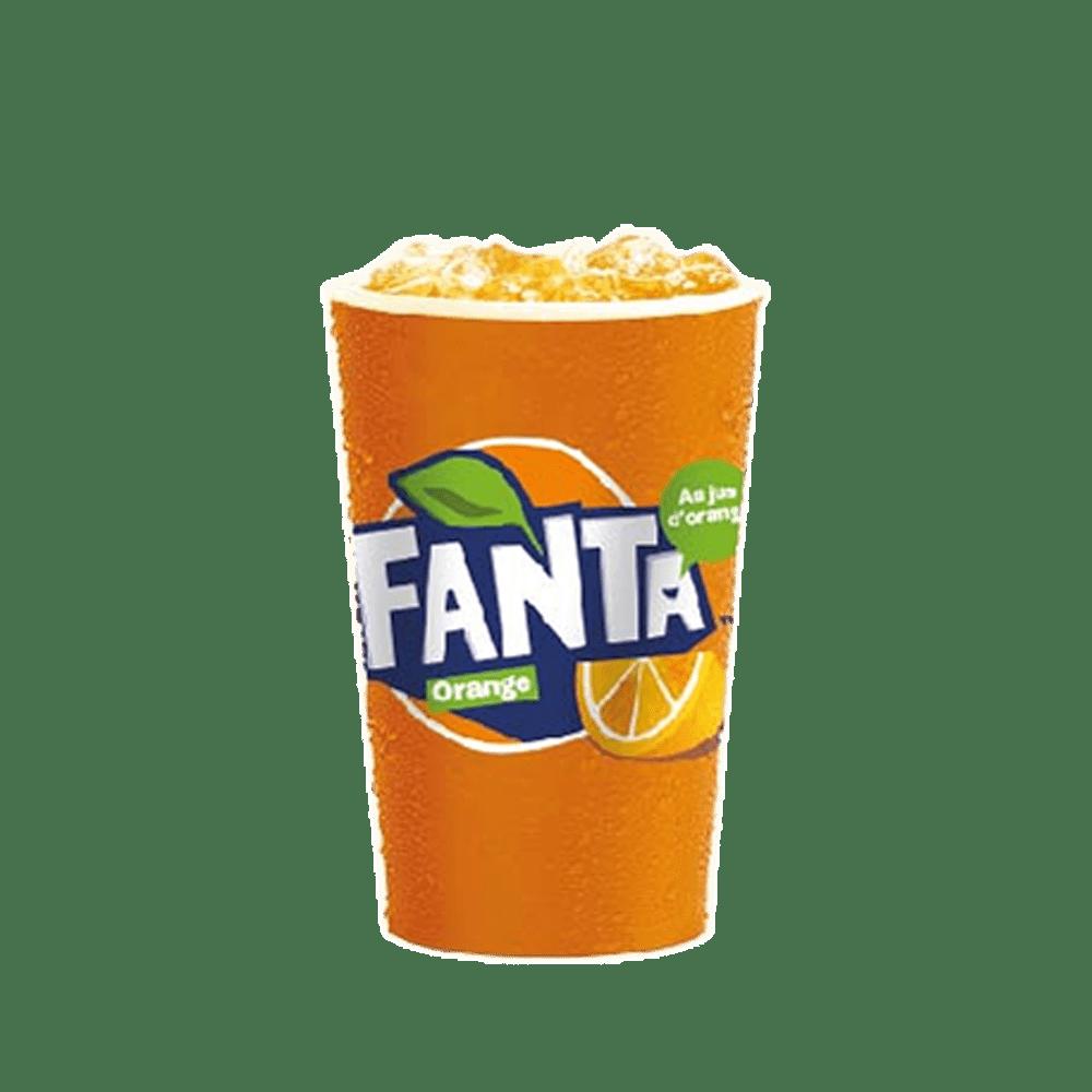 Fanta Menu McDonald's Martinique