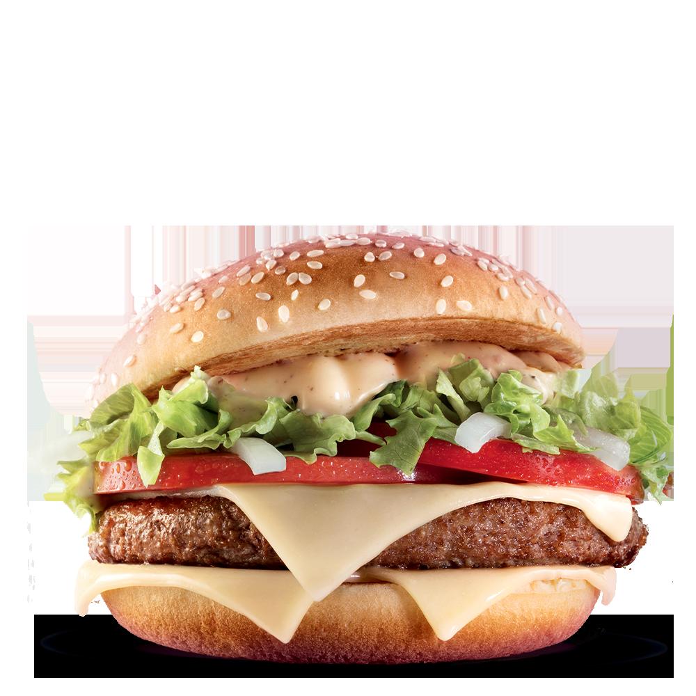 Menu McDonald's Antilles : Big Tasty Original