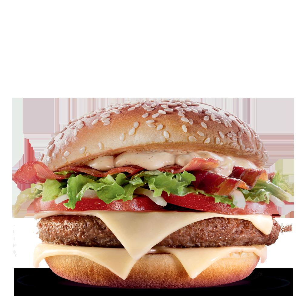 Menu McDonald's Antilles : Big Tasty Original Bacon