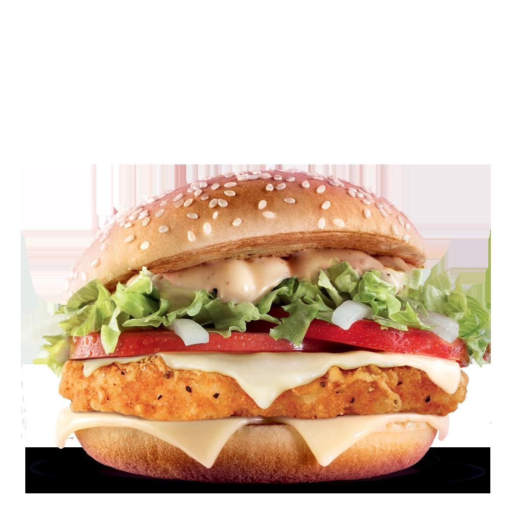 Menu McDonald's Antilles : Big Tasty Chicken